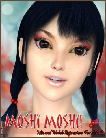 Moshi Moshi Mix And Match Expressions For Aiko 6