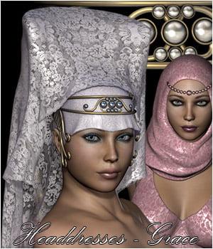 Headdresses - Grace