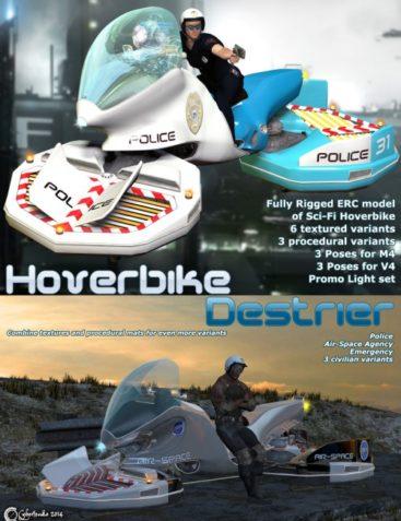 Hoverbike Destrier