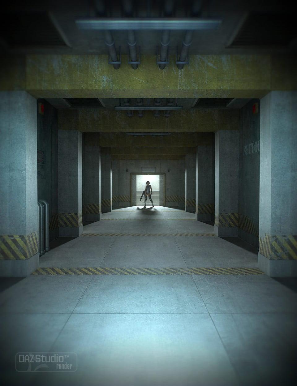 Restricted Hallway