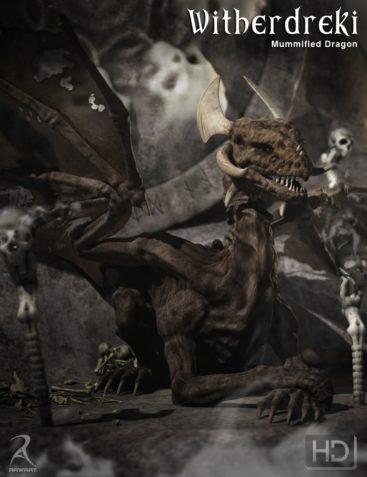 Witherdreki - The Mummified Dragon HD