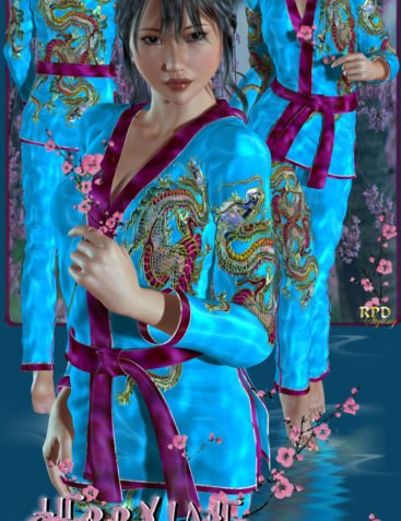 Karate Outfit - CherryLane