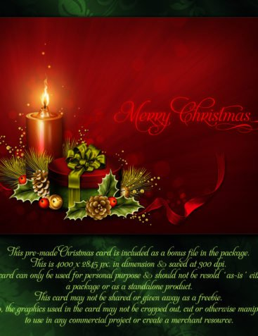 Moonbeam's Merry Christmas