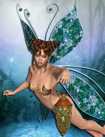 Serendipidy for Pixie Sprite Wings