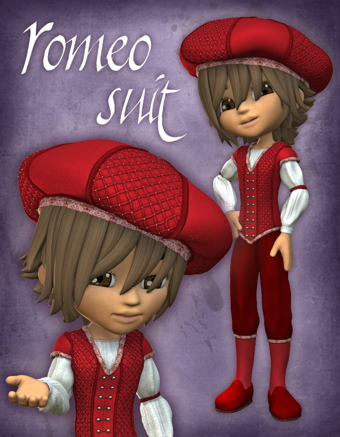 Romeo Suit for Chip