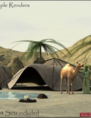 Sandworld - Oasis