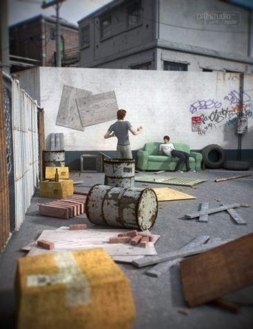 Junk Alley