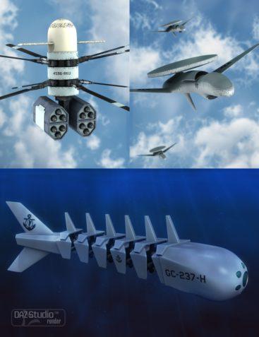 Tech Drones