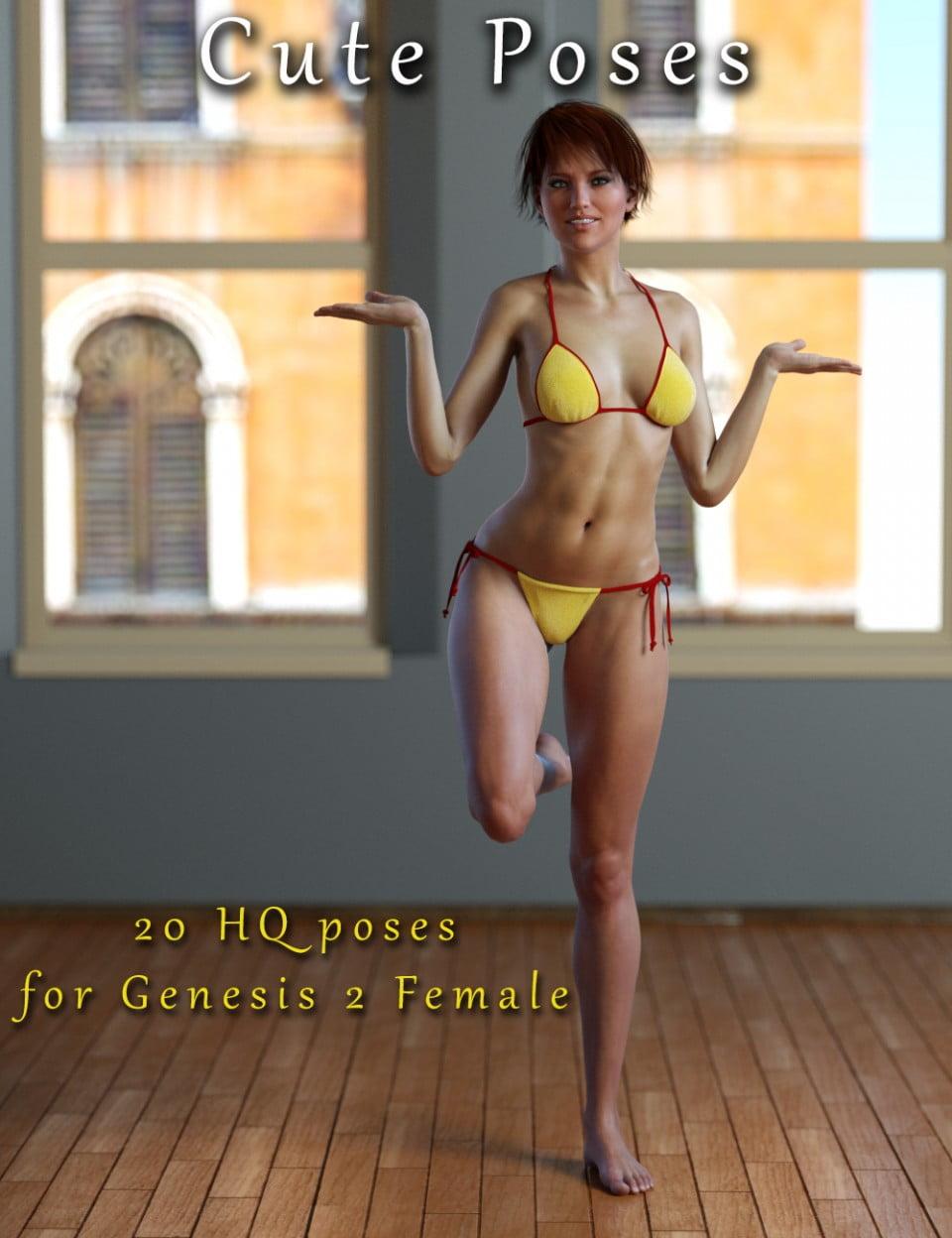 00-main-cute-poses-for-genesis-2-females-daz3d