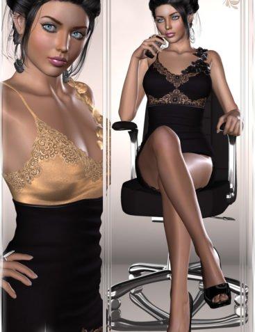 Vogue for Cristill Dress