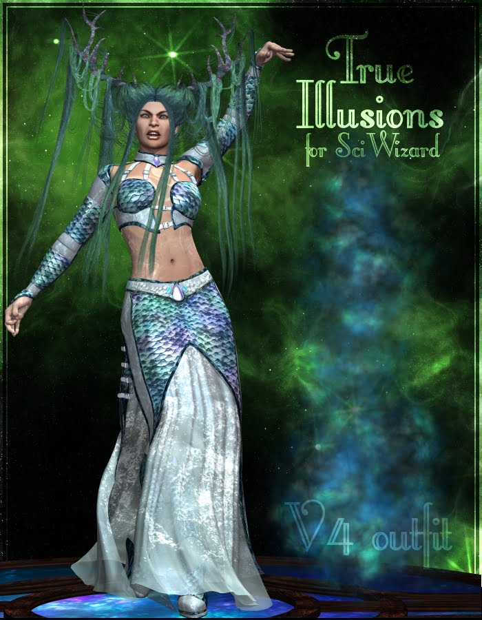 True Illusions for SciWizard V4