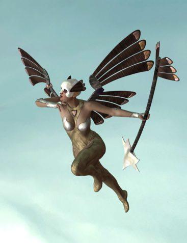 Angel of Retribution for Genesis 2 Female(s)