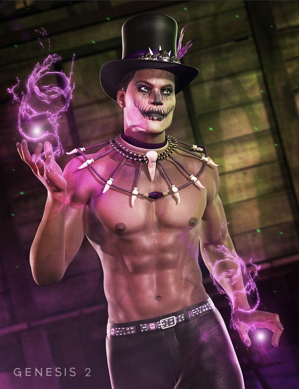 Doctor Shadow for Darius 6
