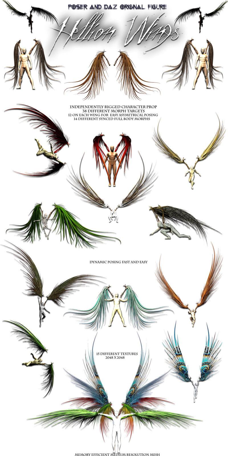 Hellion Wings