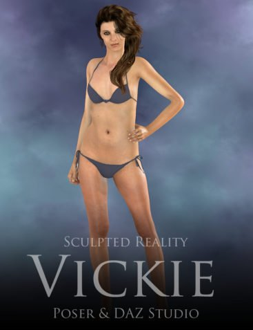 Sculpted Reality: Vickie