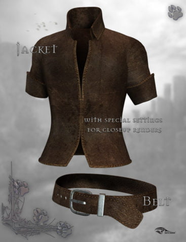 Wolf Leathers