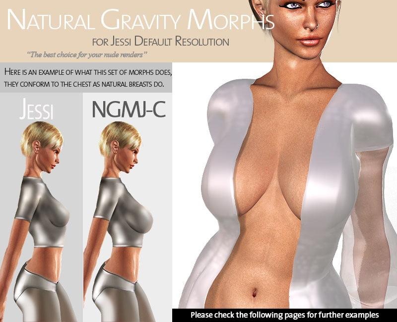 Natural Gravity Morphs for Jessi