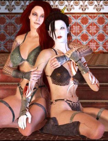 Deadly Maiden for Death Bringer