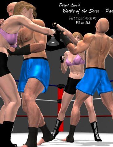 Battle of the Sexes Part 3 - M3/V3 Edition