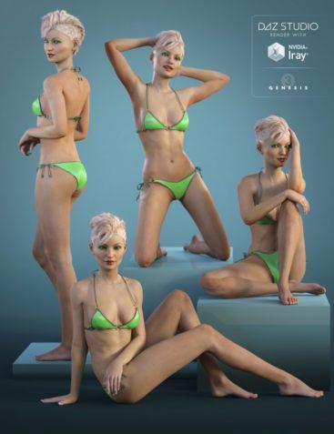 Vogue Poses for Eva 7