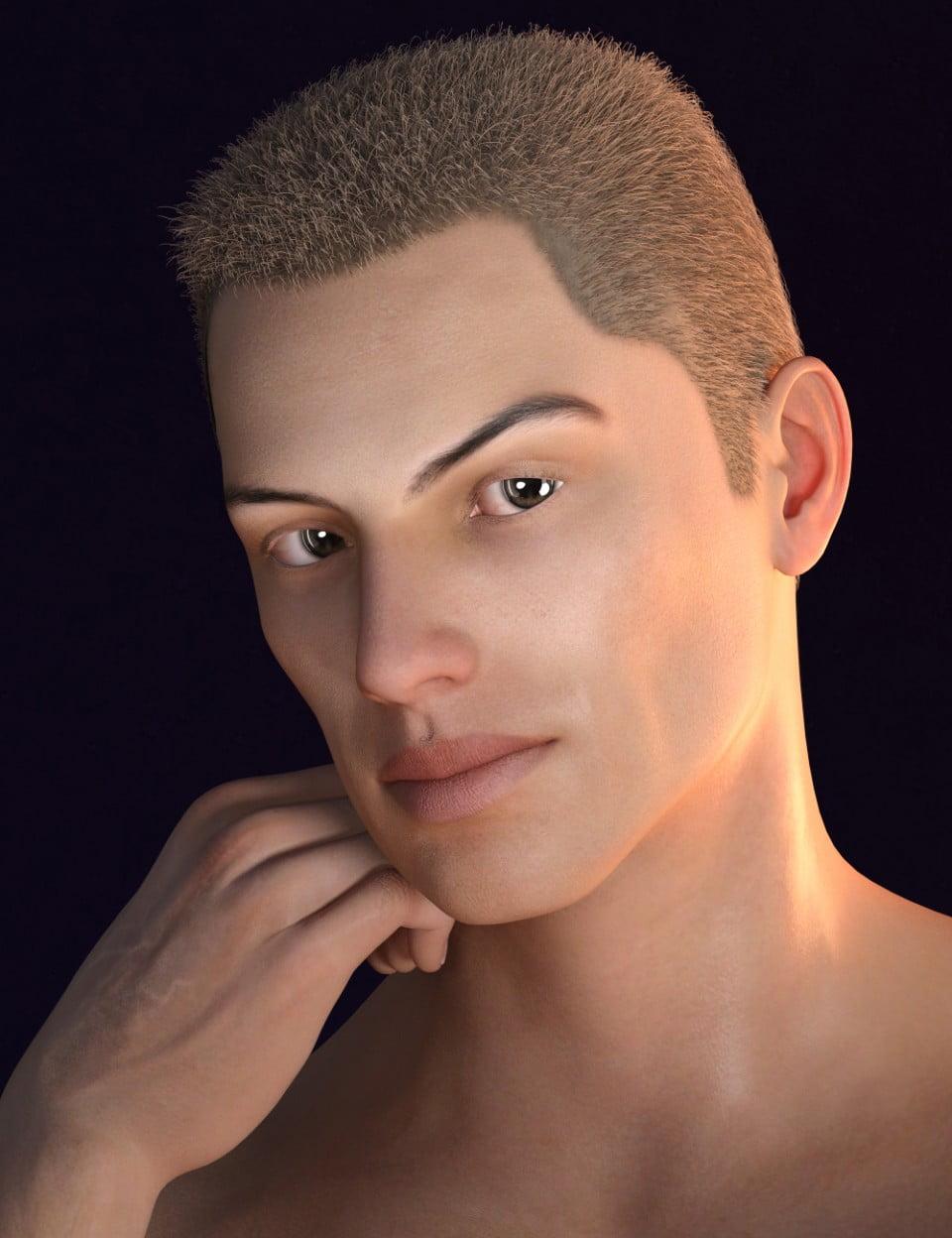 Beautiful Skin Iray Genesis 2 Male(s)