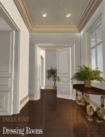 Dream Home: Dressing Rooms [UPDATED]