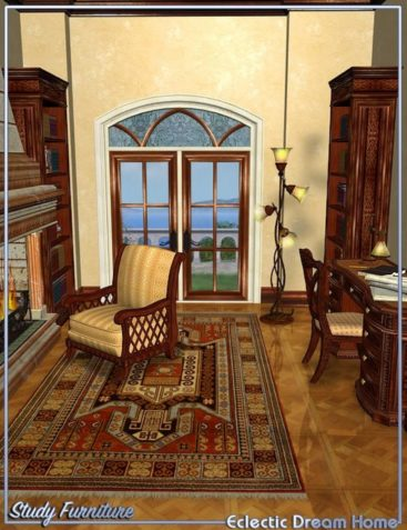 Dream Home - Study Furniture Eclectic [UPDATED]