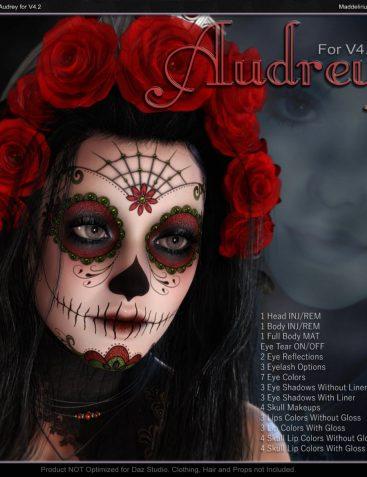 MDD Audrey for V4.2