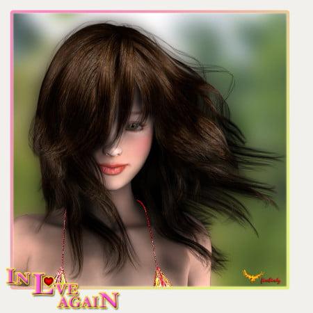 In Love Again for Sapphire Fox Hair