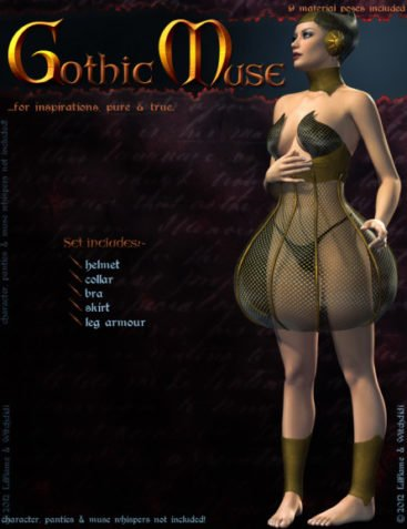 LilFlame's Gothic Muse