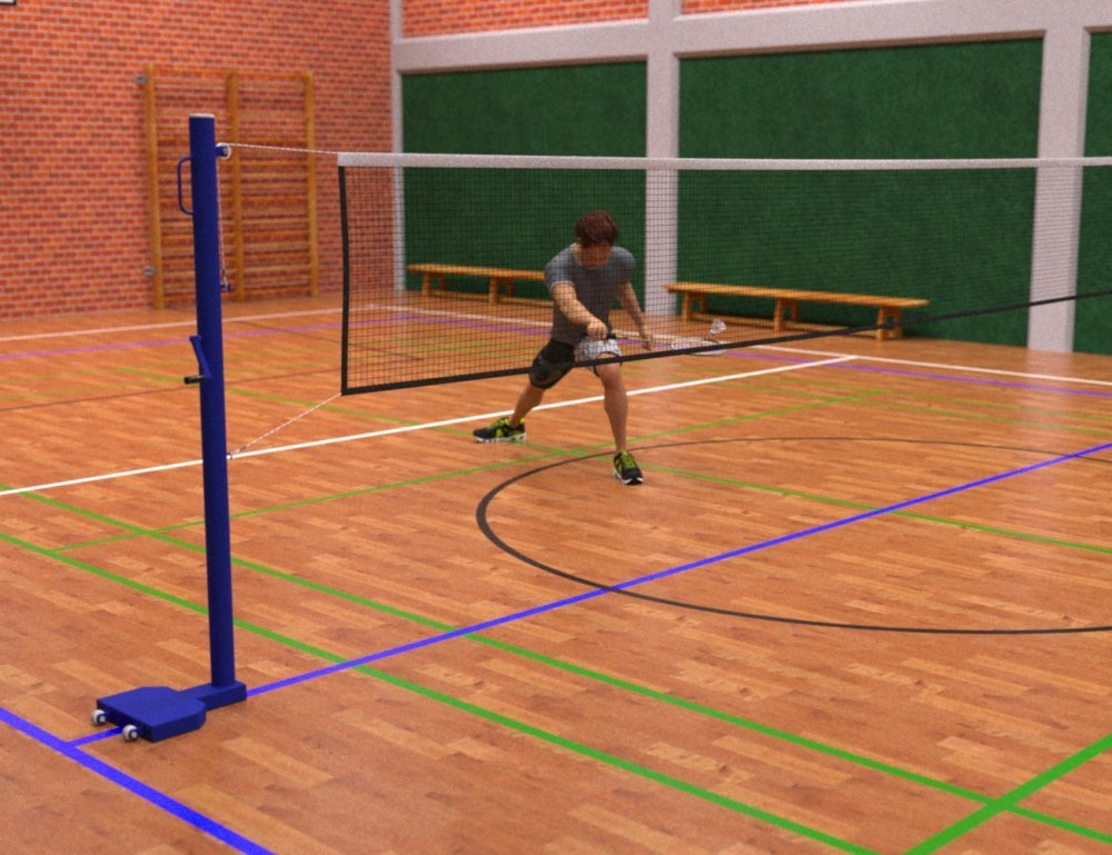02-badminton-daz3d