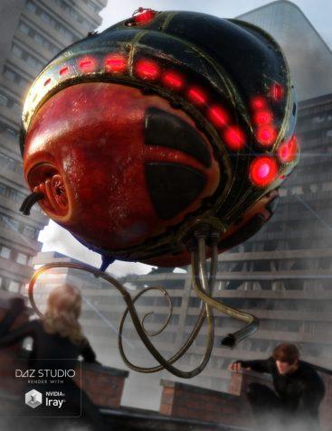 Alien Collector Flesh Mech II