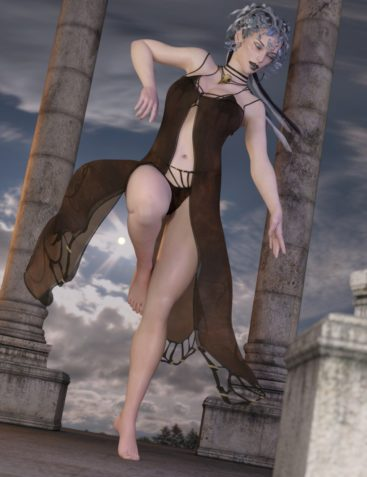 SY Ultra Templates for Genesis 3 Female(s)
