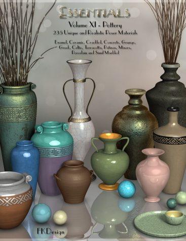 Essentials Vol XI Pottery