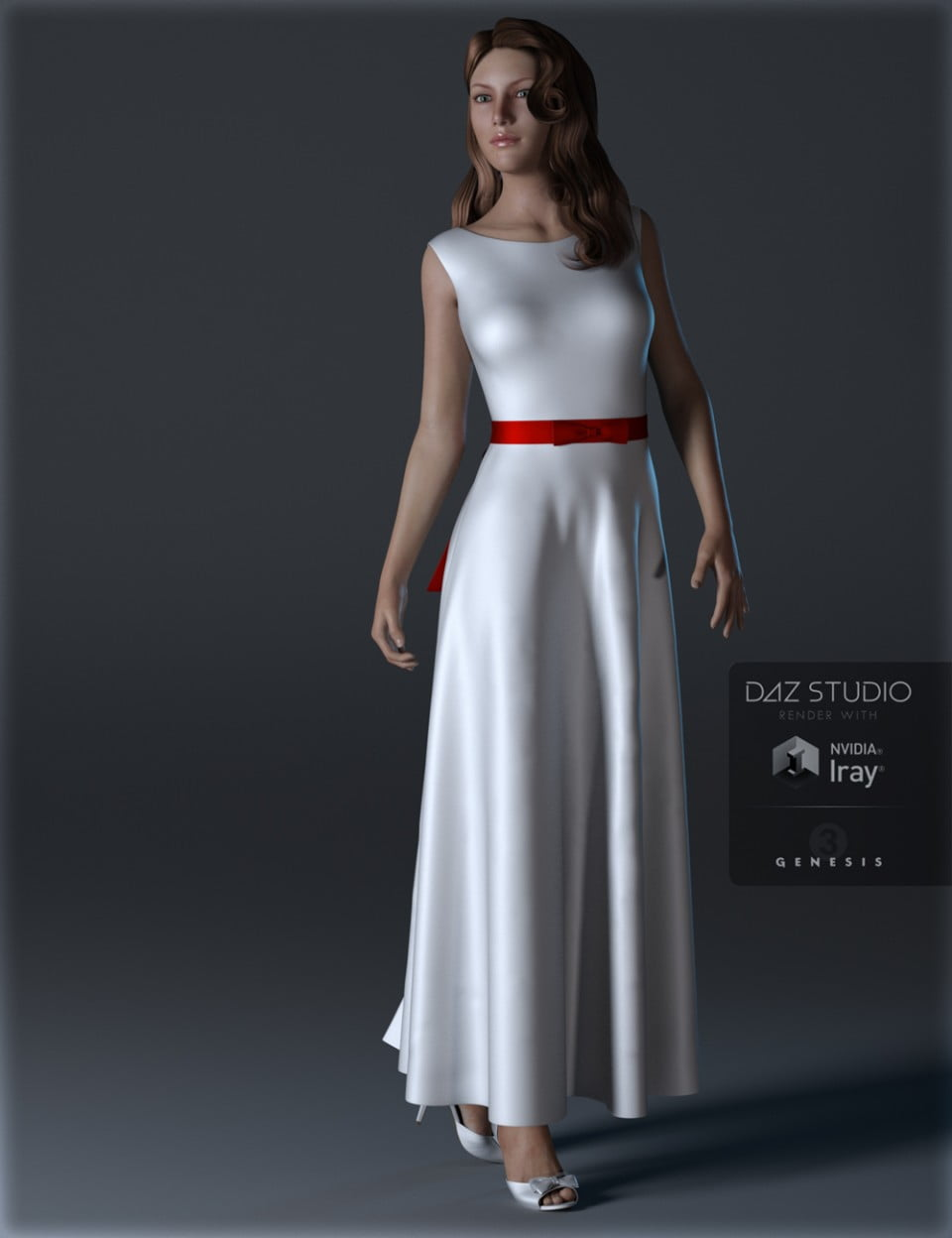 Simple Dresses Genesis 3 Female(s)