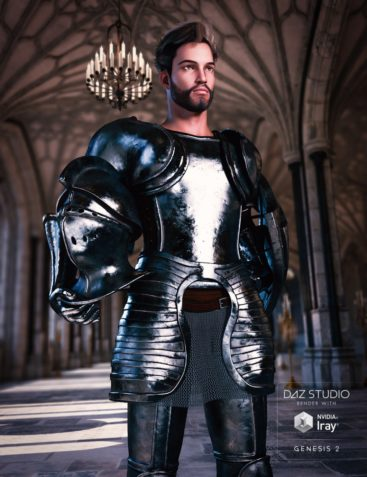 Old World Knight for Genesis 2 Male(s)