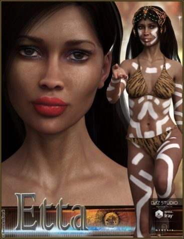 EJ Etta for Genesis 3 Female(s)