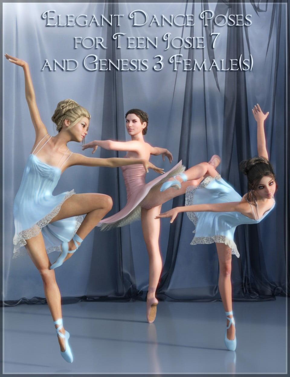 Can speak Dance move teen alone!