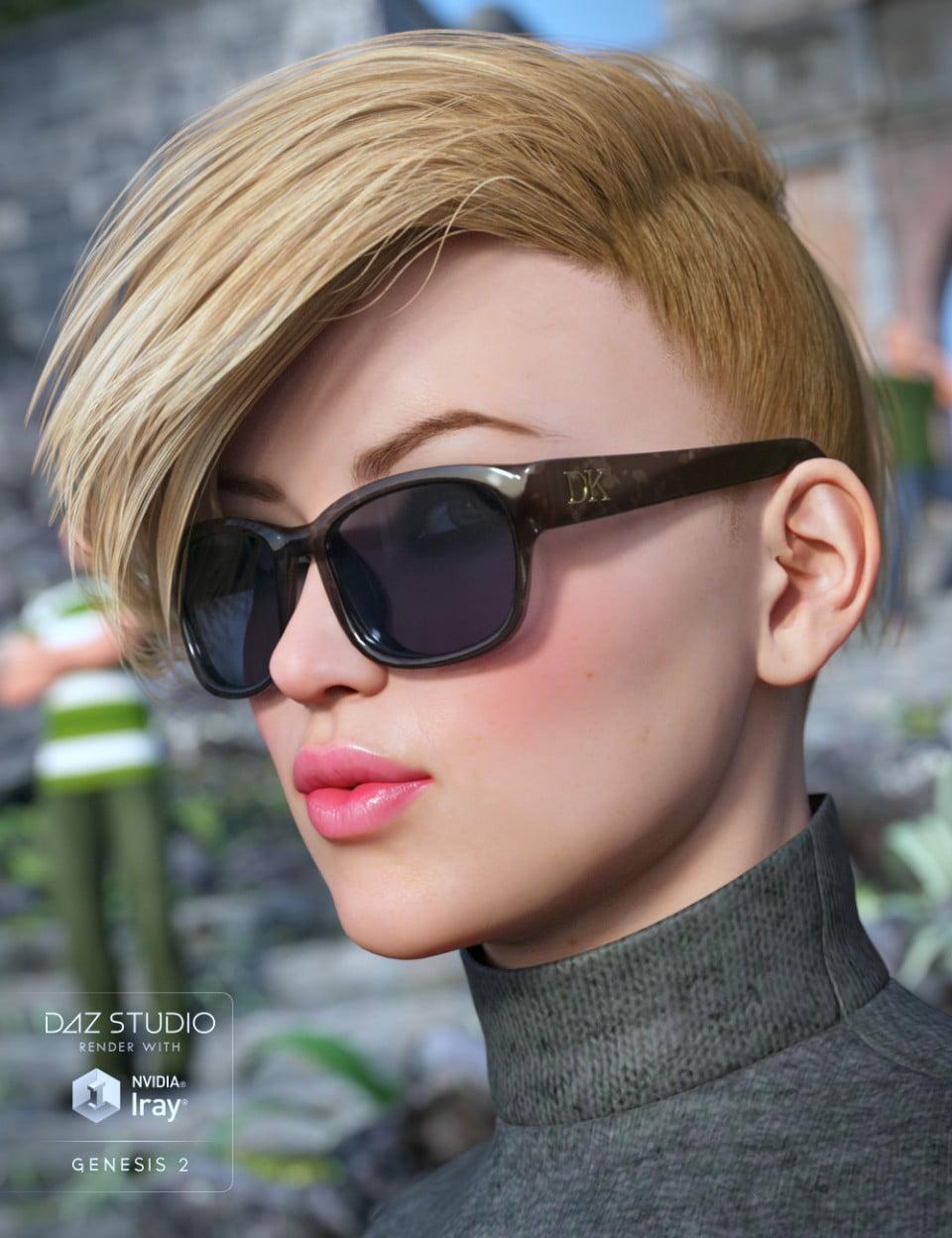 Edit Hair For Genesis 2 Females 3d Stuff Community