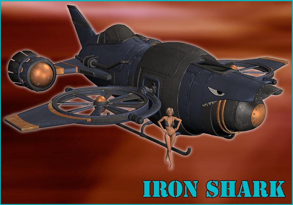 Iron shark