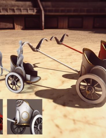 i13 Greek Chariot