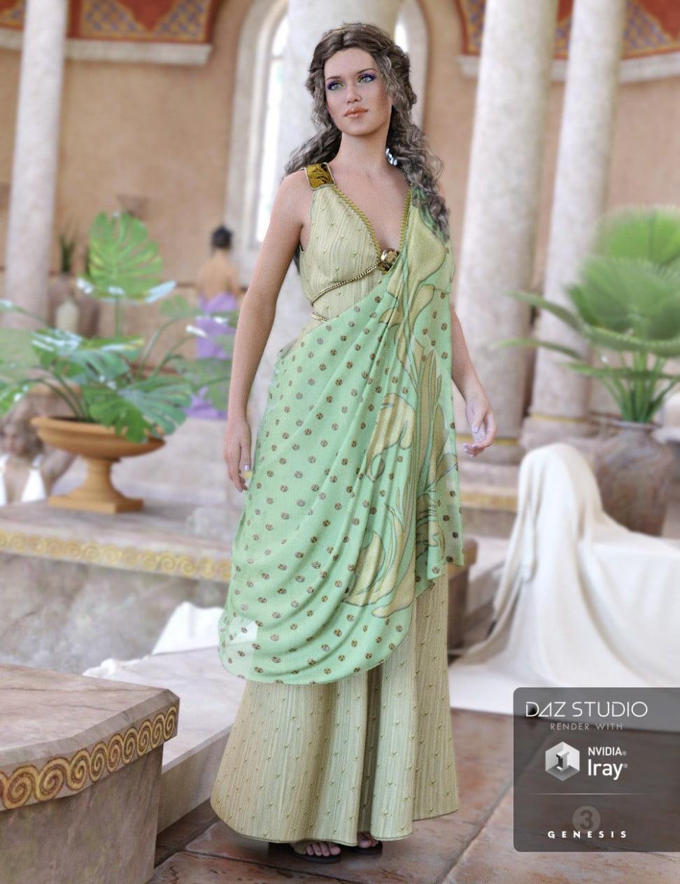 Hellenic for Genesis 3 Female(s)