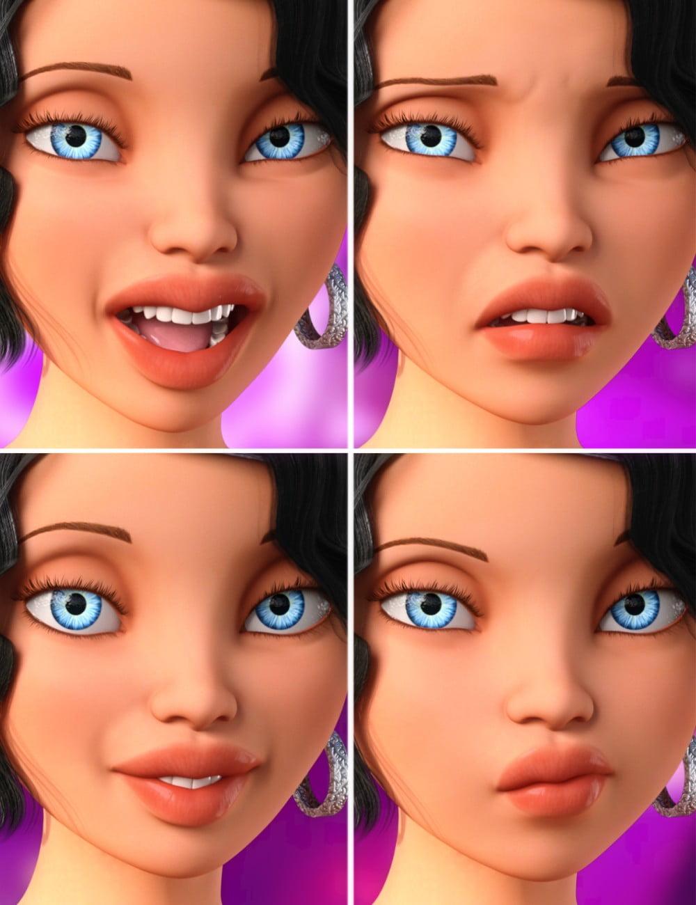 01-girl-7-expressive-daz3d