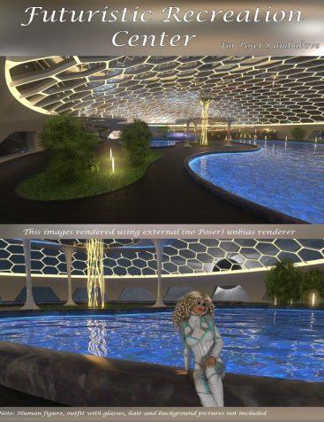 AJ Futuristic Recreation Center