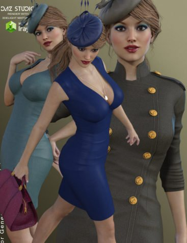 Elegant for Genesis 3 Female(s)