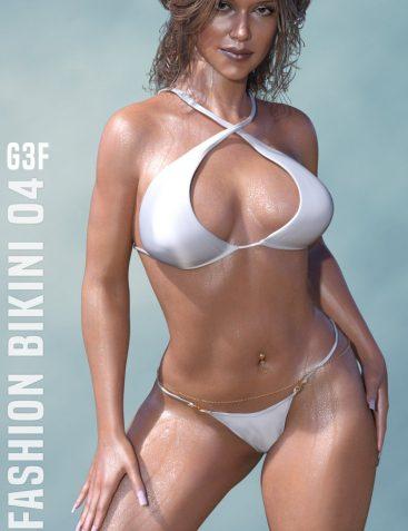 Fashion Bikini 04 for G3F