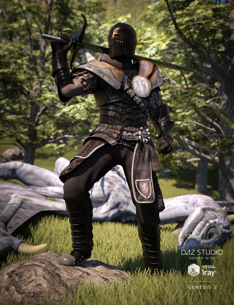 Royal Guard for Genesis 2 Male(s)