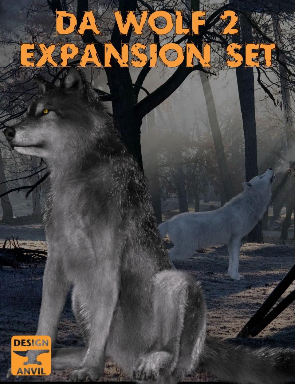DA Wolf 2 Expansion Set