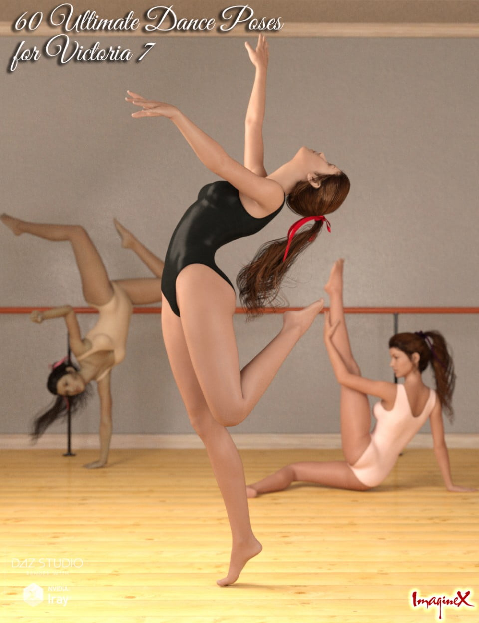 60 Ultimate Dance Poses for Victoria 7