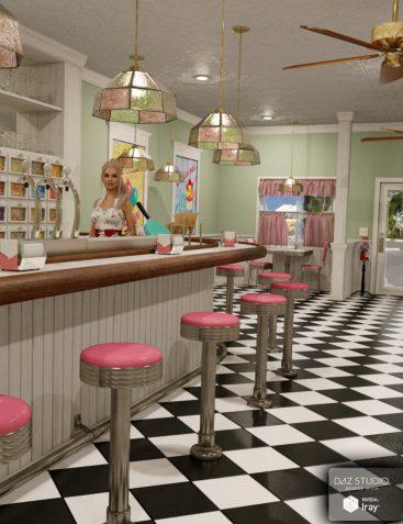 Miranda's Ice Cream Parlor